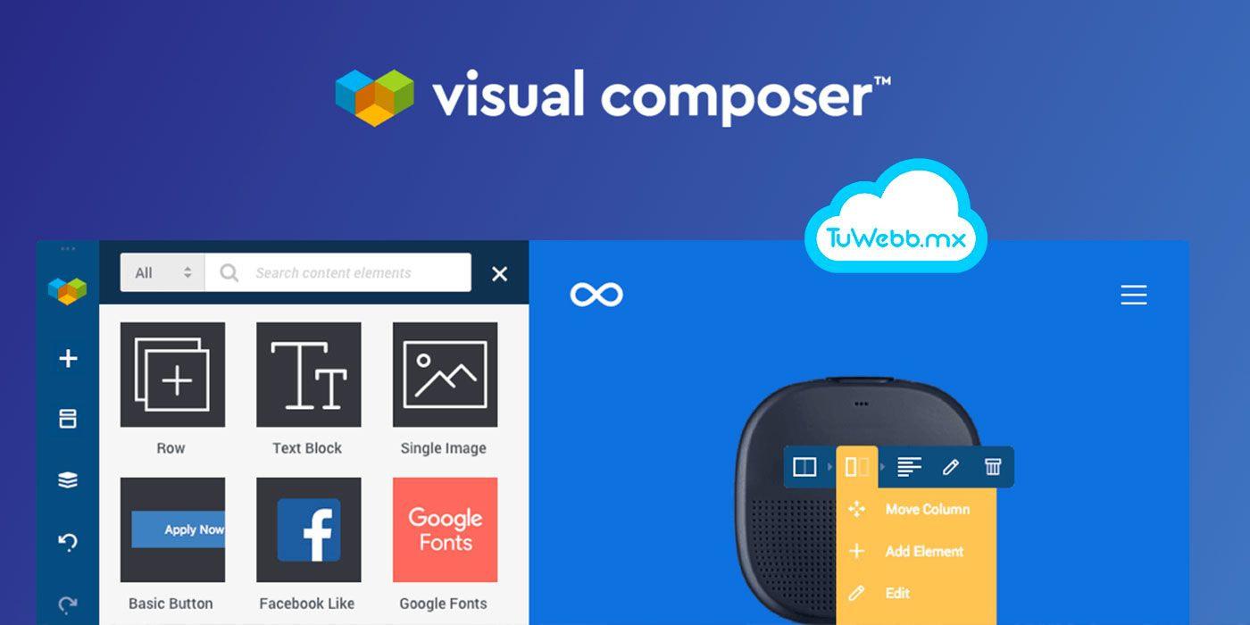 En este momento estás viendo Visual Composer, el maquetador visual que ha revolucionado WordPress