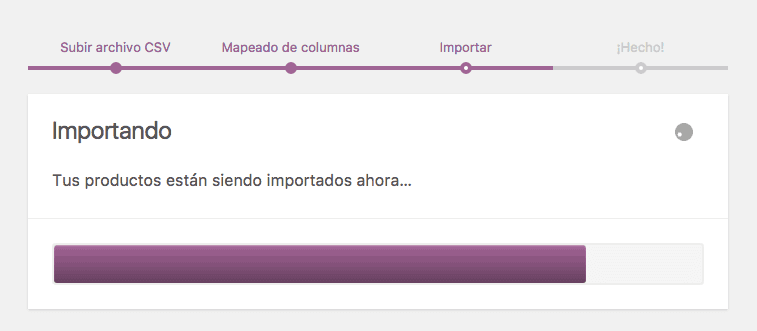 woocommerce importar productos 11