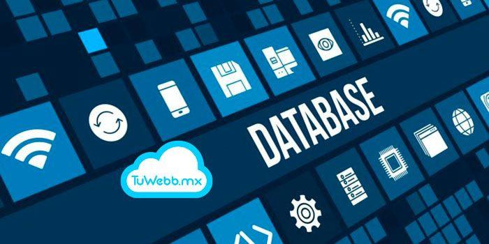 En este momento estás viendo ¿Que son las Bases de Datos en el servidor web?